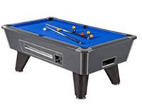 Coin Billiard Tables