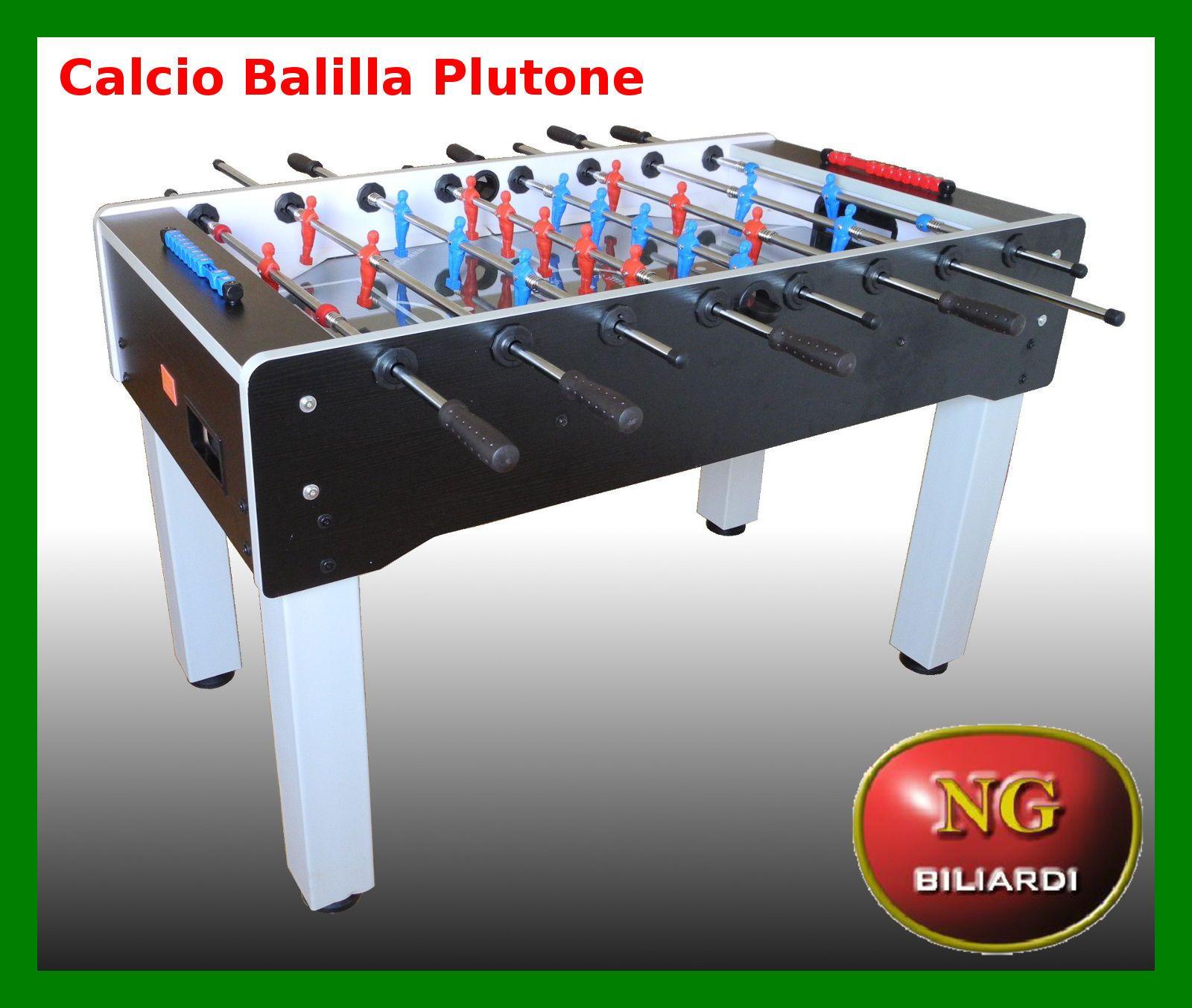 Biliardino usato tutte le offerte cascare a fagiolo - Calcio balilla tavolo ...